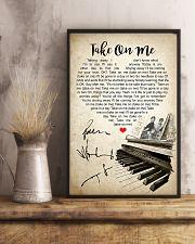 Take On Me 24x36 Poster lifestyle-poster-3