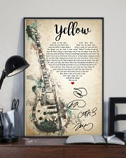 Yellow 24x36 Poster lifestyle-poster-2