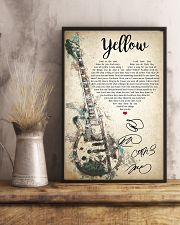 Yellow 24x36 Poster lifestyle-poster-3