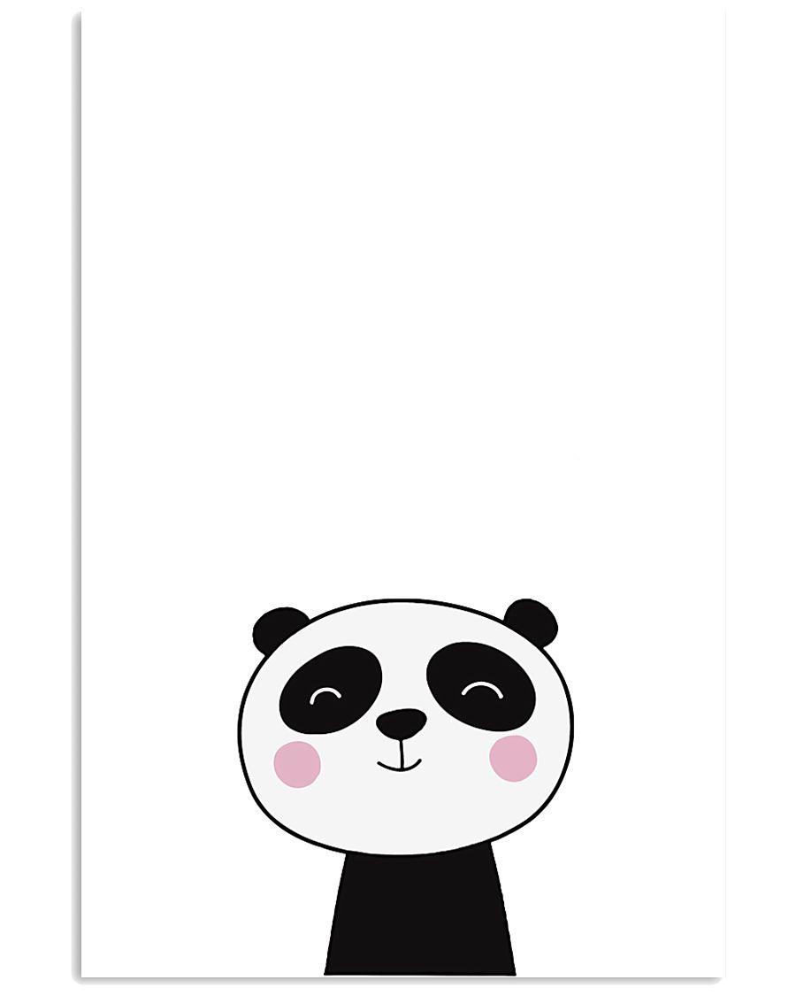Panda 24x36 Poster