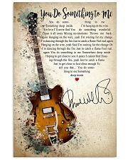 You Do Something To Me 24x36 Poster front