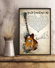 You Do Something To Me 24x36 Poster lifestyle-poster-3