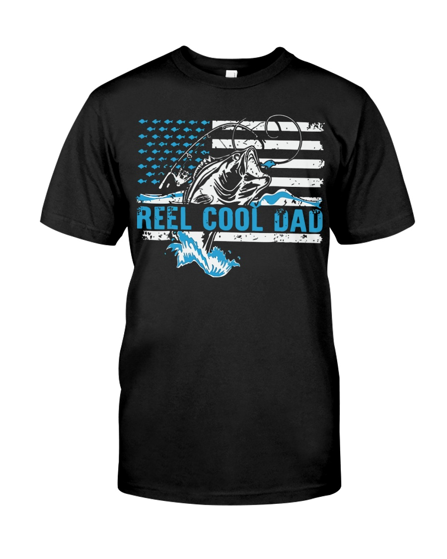 Reel cool dad Classic T-Shirt