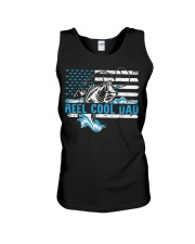 Reel cool dad Unisex Tank thumbnail