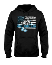 Reel cool dad Hooded Sweatshirt thumbnail