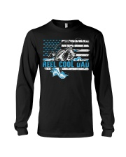 Reel cool dad Long Sleeve Tee tile