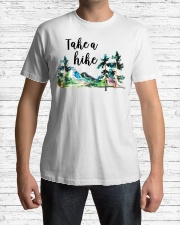 Take A Hike Classic T-Shirt lifestyle-mens-crewneck-front-1