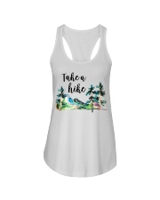 Take A Hike Ladies Flowy Tank thumbnail