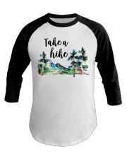Take A Hike Baseball Tee thumbnail