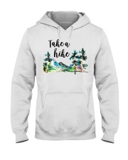 Take A Hike Hooded Sweatshirt thumbnail