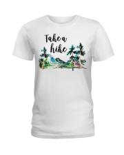 Take A Hike Ladies T-Shirt thumbnail