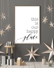 This is our happy place 24x36 Poster lifestyle-holiday-poster-1