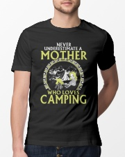 MOTHER - CAMPING Classic T-Shirt lifestyle-mens-crewneck-front-13