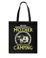 MOTHER - CAMPING Tote Bag thumbnail