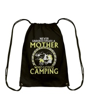 MOTHER - CAMPING Drawstring Bag thumbnail