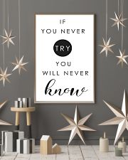 if you never try you will never know 2 24x36 Poster lifestyle-holiday-poster-1