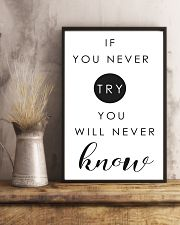 if you never try you will never know 2 24x36 Poster lifestyle-poster-3