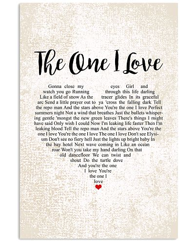 The One I Love