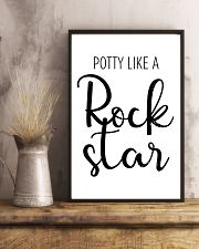 potty like a rock star 24x36 Poster lifestyle-poster-3