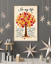 In My Life 24x36 Poster lifestyle-holiday-poster-1