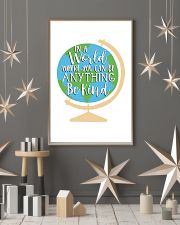 In a world where you can be anything be kind 24x36 Poster lifestyle-holiday-poster-1