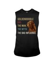 Goldendoodle Dad The man Sleeveless Tee thumbnail
