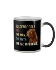 Goldendoodle Dad The man Color Changing Mug thumbnail