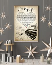 It's My Life 24x36 Poster lifestyle-holiday-poster-1