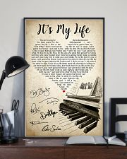 It's My Life 24x36 Poster lifestyle-poster-2