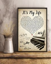 It's My Life 24x36 Poster lifestyle-poster-3