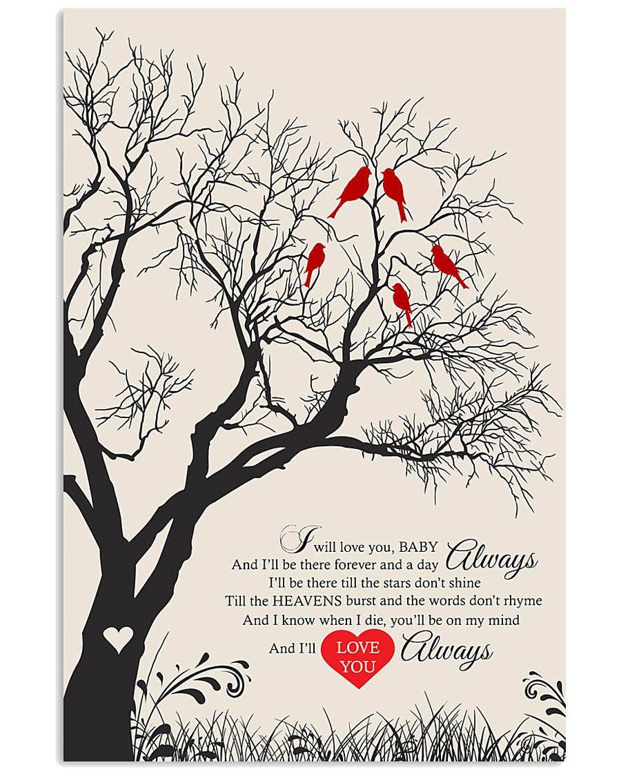 Always 24x36 Poster