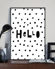 Hello 24x36 Poster lifestyle-poster-2
