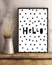 Hello 24x36 Poster lifestyle-poster-3