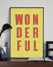 WONDERFUL 24x36 Poster lifestyle-poster-2