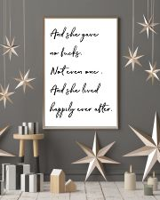 And she gave 24x36 Poster lifestyle-holiday-poster-1