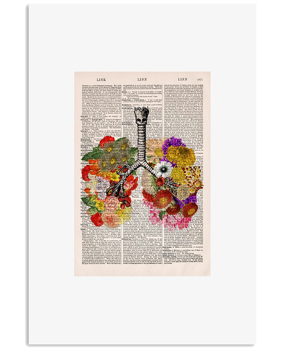 lung 24x36 Poster