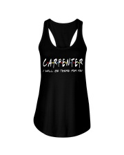 Carpenter I will be there for you Ladies Flowy Tank thumbnail
