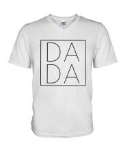 DA DA V-Neck T-Shirt thumbnail