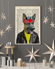 Dog 24x36 Poster lifestyle-holiday-poster-1