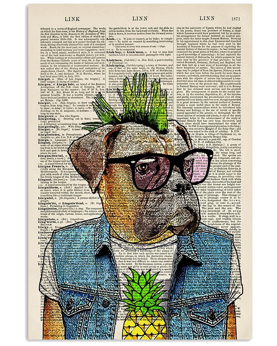 Dog 24x36 Poster