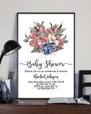 baby shower 24x36 Poster lifestyle-poster-2