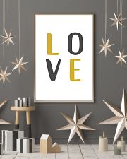Love 24x36 Poster lifestyle-holiday-poster-1