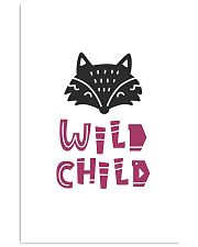 Wild Child 24x36 Poster front