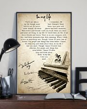 In My Life 24x36 Poster lifestyle-poster-2