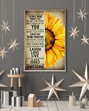 SUNFLOWER 24x36 Poster lifestyle-holiday-poster-1