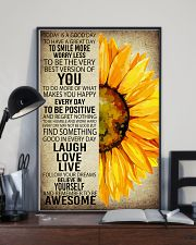 SUNFLOWER 24x36 Poster lifestyle-poster-2