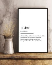 sister 24x36 Poster lifestyle-poster-3