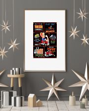 I'm The trucker 24x36 Poster lifestyle-holiday-poster-1