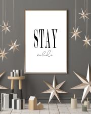 Stay awhile 24x36 Poster lifestyle-holiday-poster-1