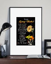 To my loving mother 24x36 Poster lifestyle-poster-2